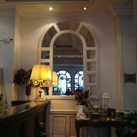 Photo taken at Grand Hotel Terme RosaPepe by Maria Rosaria S. on 6/1/2013