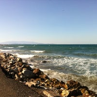 Снимок сделан в Urla Sahil пользователем Oğulcan A. 10/20/2012