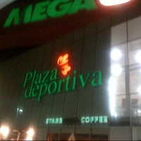 Photo taken at Plaza Deportiva by Leito P. on 10/20/2012