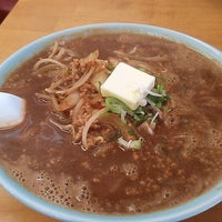 Photo taken at 浜っこラーメン by Taihei S. on 9/25/2013