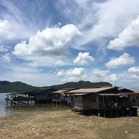 Photo taken at Sim Sim Water Village by 阿士曼 on 7/10/2016