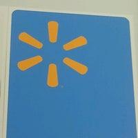Photo taken at Walmart Supercenter by Joel F. on 11/10/2012