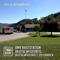 Photo taken at OMV Raststation Deutschfeistritz by Siegfried B. on 9/24/2013