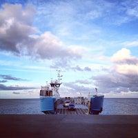 Photo taken at Transbordadora Austral Broom by Oscar A. on 10/31/2014