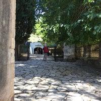 Photo taken at Dvojna Vrata / The Twin Gates by Yıldız I. on 9/20/2016