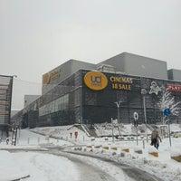 12/14/2012にAlessandro M.がUCI Cinema - Milano Bicoccaで撮った写真