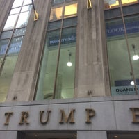 Photo taken at Trump Building by Yasha R. on 5/8/2017