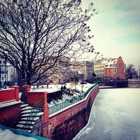 Das Foto wurde bei Ostrów Tumski von John O. am 1/27/2013 aufgenommen