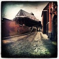 Das Foto wurde bei Ostrów Tumski von John O. am 2/6/2013 aufgenommen