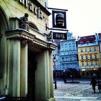 Photo taken at Spiż by John O. on 1/27/2013