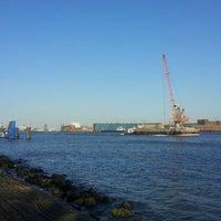 Photo taken at Schiedam,maasboulevaar by Petka K. on 4/29/2013