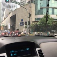 Photo taken at RCBC Plaza by Wee B. on 3/21/2017