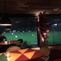 Photo taken at Golf Centrum Seve Rotterdam by Leo on 10/18/2016