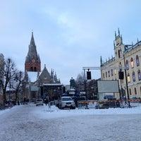 Photo taken at Stortorget by Torkel F. on 12/9/2012