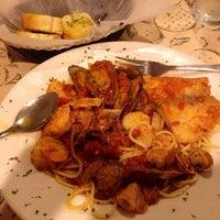 Photo taken at San Remo Italian Restaurant by Octavio D. on 10/24/2013