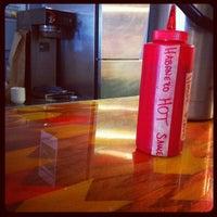Photo taken at Honest Tom's Taco Shop by Ben M. on 12/3/2012