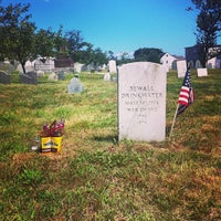 Photo taken at Eastern Cemetery by Ben M. on 8/10/2013