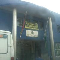 Photo taken at Juzgados De La Linea by Juanda R. on 1/19/2013