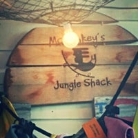 Photo taken at McConkey's Jungle Shack by Taylor F. on 7/12/2015
