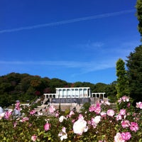 Photo taken at Suma Rikyu Park by emmy* on 11/25/2012