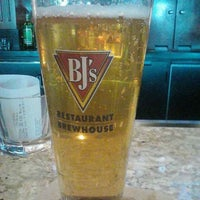 Photo taken at BJ's Restaurant and Brewhouse by Shawn L. on 4/18/2013