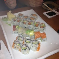 Photo taken at Izumi by Caitlin P. on 10/26/2012