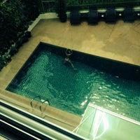 Photo taken at Wiz Hotel by Sergey B. on 5/10/2014