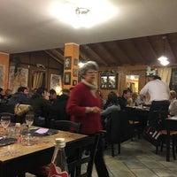 Das Foto wurde bei Taverna dei Viandanti von Davide 🍷🍷 am 11/12/2016 aufgenommen