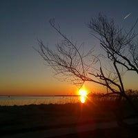 Photo taken at Webby's Beach by Hyde R. on 1/7/2013