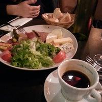 Photo taken at Cafés Richard by Daria Z. on 11/30/2014