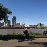 Photo taken at George Rogers Clark Park by Jerry D. on 5/23/2014