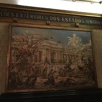 Photo taken at Palácio Itamaraty by Ro *. on 6/23/2017