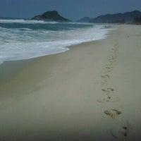 Photo taken at Malhando na areia by Ro *. on 2/24/2013