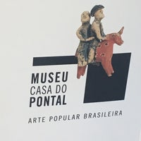 Photo taken at Museu Casa do Pontal by Ro *. on 8/8/2017