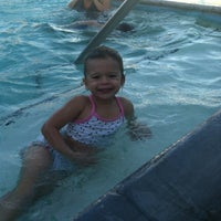 Photo taken at Akai Swim School by Trisha N. on 10/30/2012