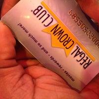 Photo taken at Regal Cinemas Brandywine Town Center 16 by DaMon P. on 11/22/2012