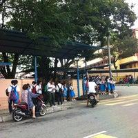 Photo taken at Sekolah Menengah Kebangsaan Seri Kembangan by Norakhbar O. on 2/25/2013