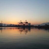 Photo taken at İzmir Limanı by Cihan B. on 4/26/2013