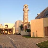 Photo taken at Katara Cultural & Heritage Village by FM🐚 on 12/7/2012
