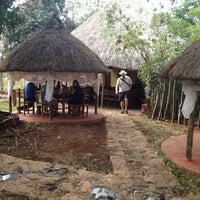 Das Foto wurde bei Cenote San Ignacio von Gerardo G. am 12/30/2012 aufgenommen