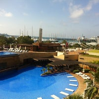 Photo taken at Ibiza Gran Hotel by Adriana on 6/30/2013