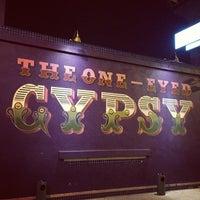 Photo taken at One Eyed Gypsy by SocialSoundSystem on 12/8/2012