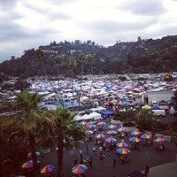 Photo taken at Rose Bowl Flea Market and Market Place by SocialSoundSystem on 4/14/2013