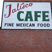 Das Foto wurde bei Jalisco Cafe von Eric C. am 10/16/2012 aufgenommen