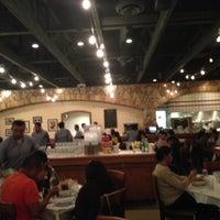 Photo taken at Romano's Macaroni Grill by Abhinandan D. on 10/28/2012