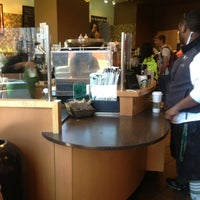 Photo taken at Starbucks by Trey R. on 10/24/2012