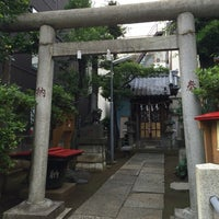 Photo taken at 亀戸石井神社 by Kazuhiro M. on 7/23/2016