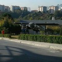 Photo taken at Uçak ve Uzay Bilimleri Fakültesi by Buğra D. on 10/17/2012