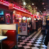 Photo taken at Starlite Diner by Y.V.S. on 3/8/2013