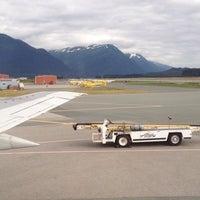 Photo taken at Juneau International Airport (JNU) by Suzette M. on 7/28/2013